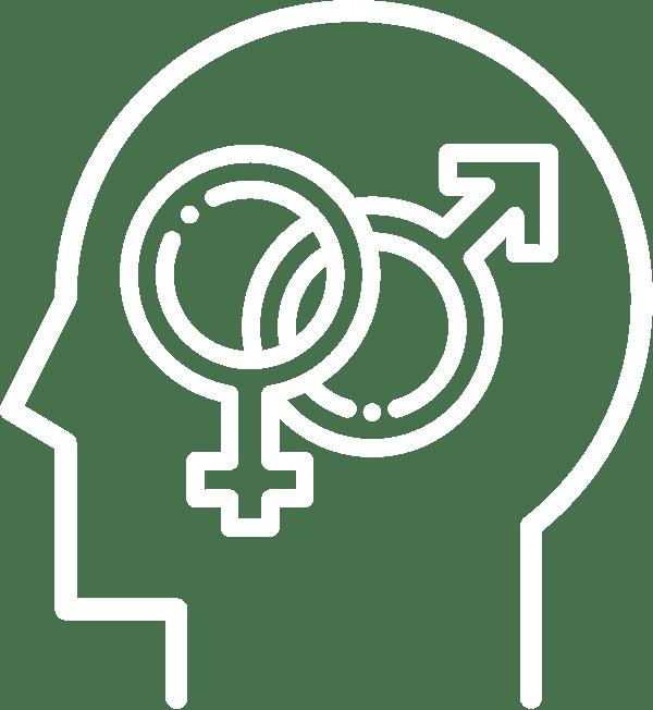 Depresión según los sexos
