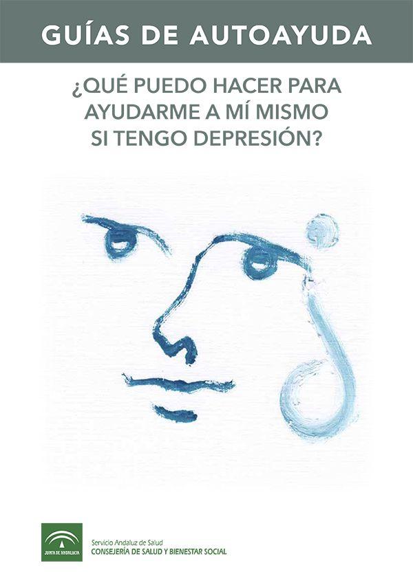 ¿Qué puedo hacer para ayudarme a mí mismo si tengo depresión?